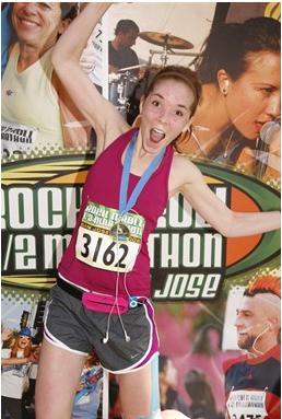 I Heart You, Running.