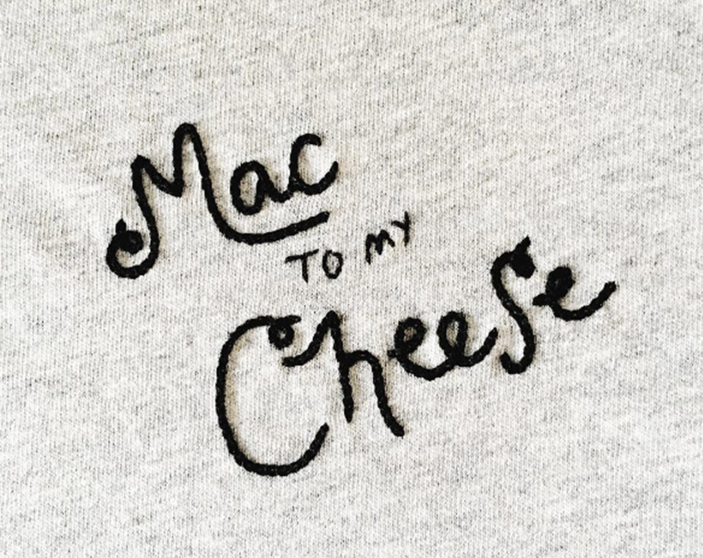 You're The Mac to My Indigestible Cheese