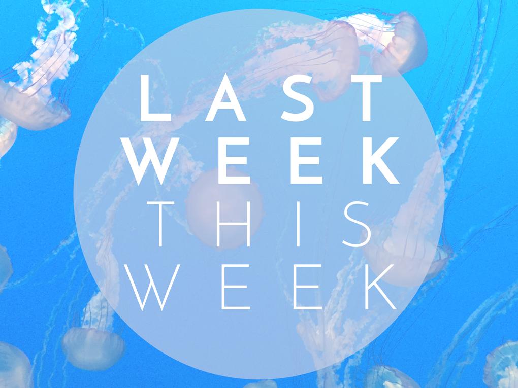 Last Week This Week: The July Break Edition