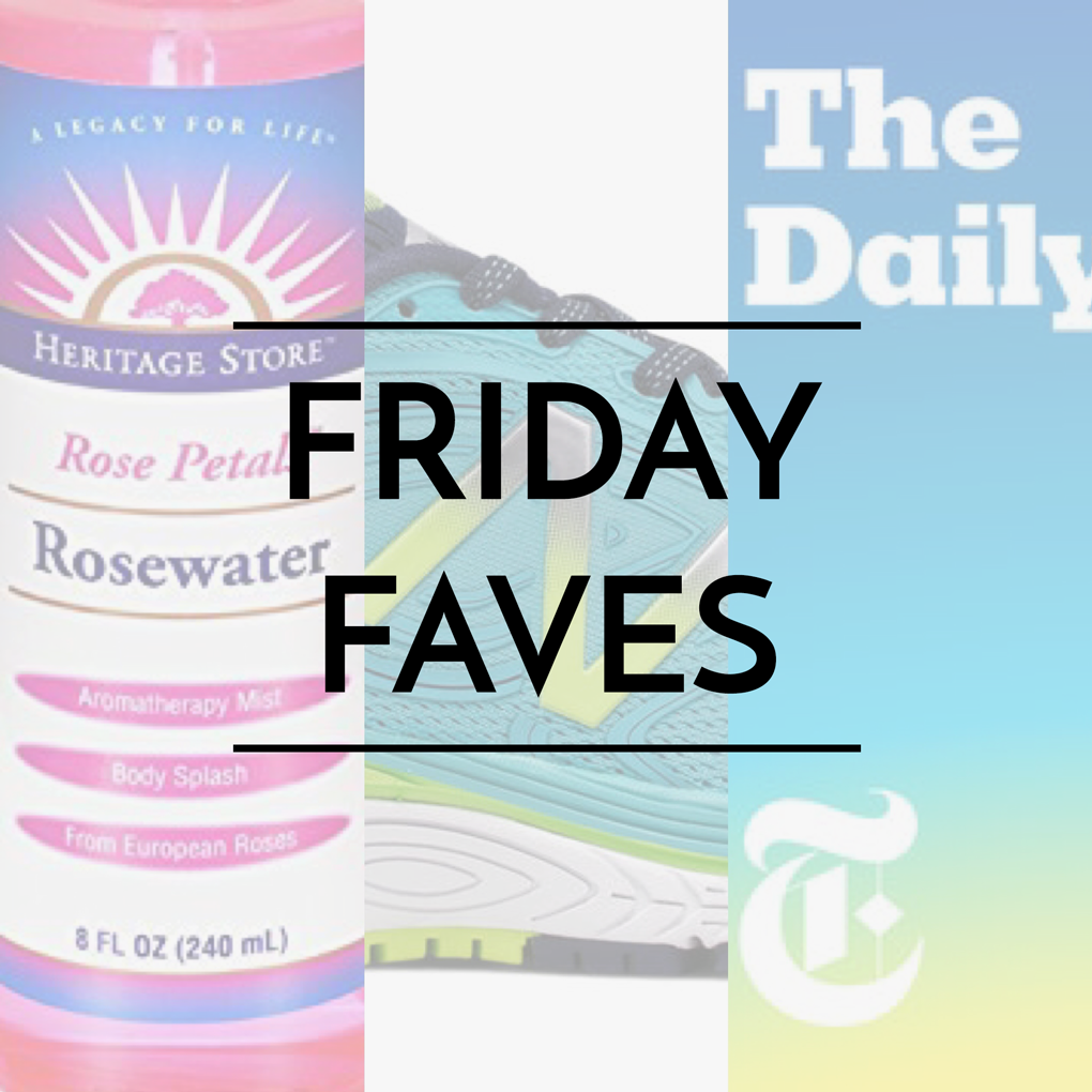 FridayFaves_v2_TwentySixandThenSome