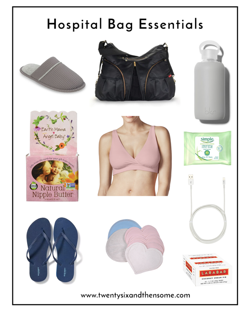 The TS&TS Edit: Hospital Bag Essentials